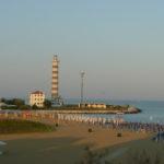 Leuchtturm Strand