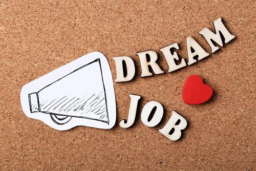 Traumjob finden