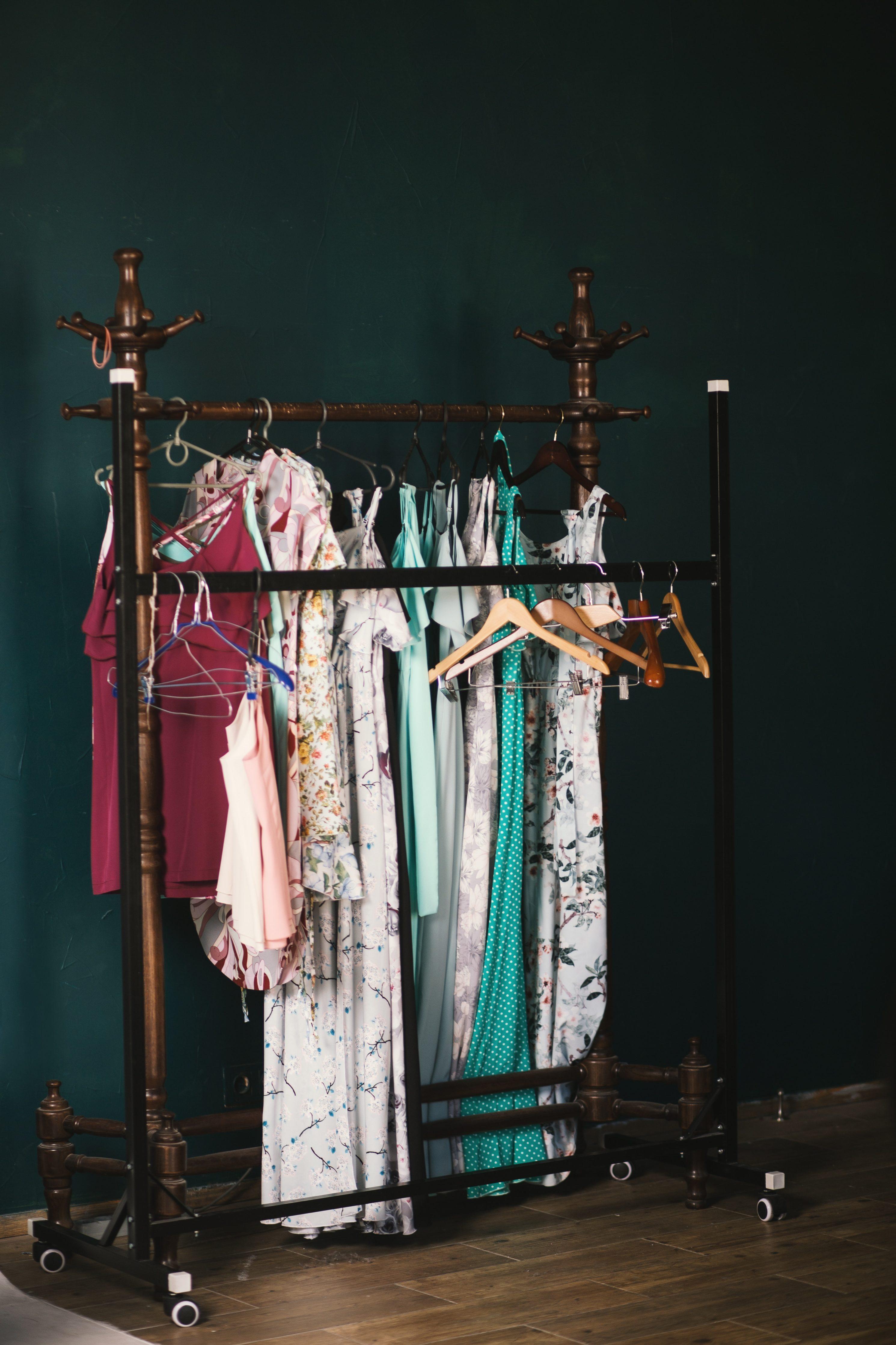 entrümpel your Kleiderschrank
